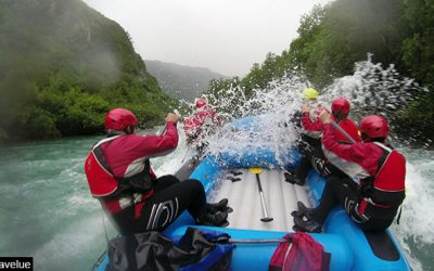 Adrenalinski rafting Tara – Bosna