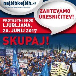 Protestni shod
